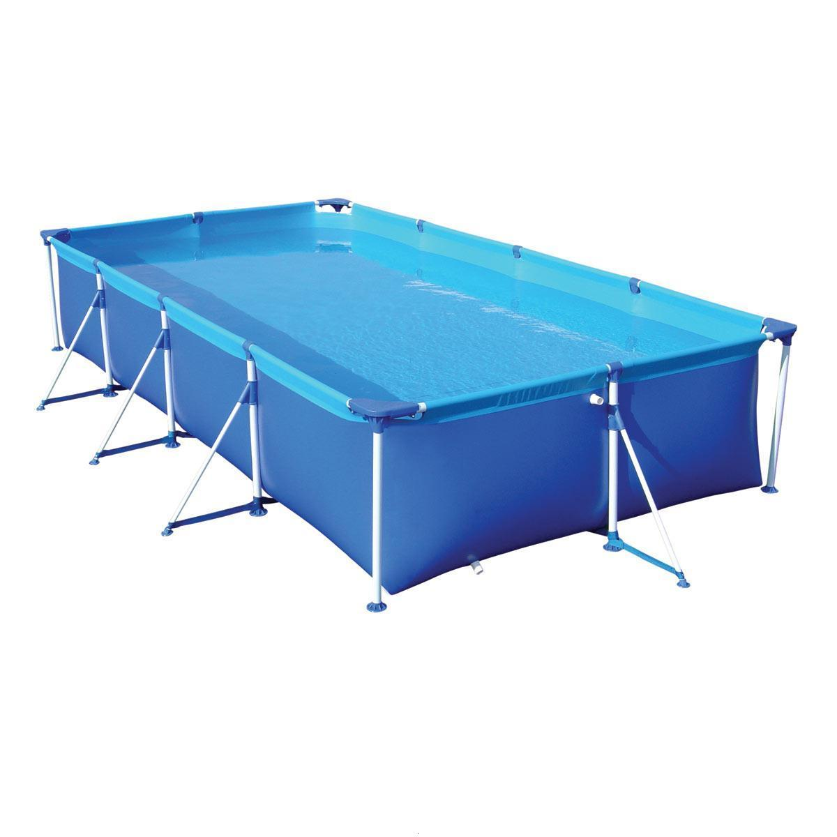 Intex Piscina Oval
