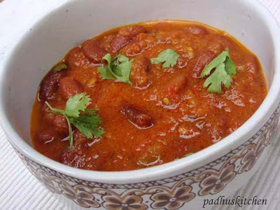 Rajma Gravy without onion