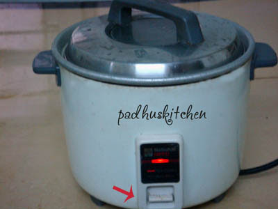 how to cook brown rice in electric cooker