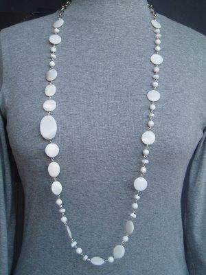 Venta de collares collar de piedras blancas - Piedras para collares ...
