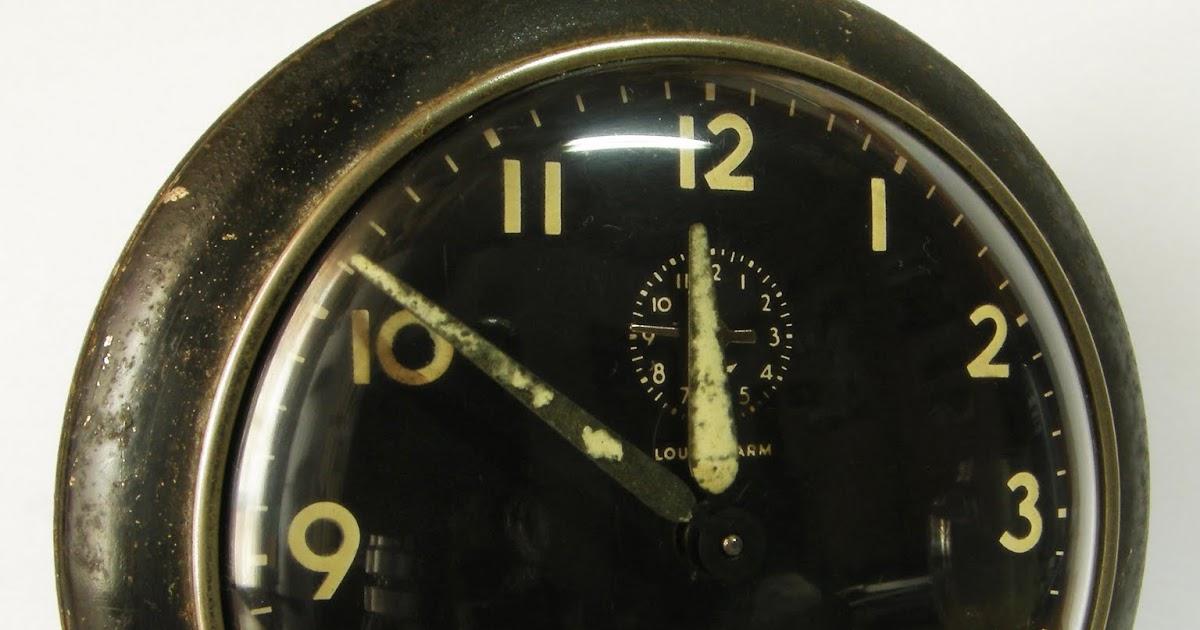 Project Repair Project Quot Westclox Big Ben Alarm Clock