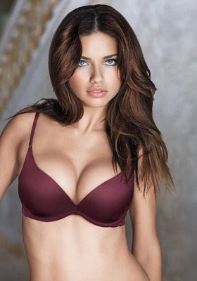 Adriana Lima Sexy Gallery Bikini Photo