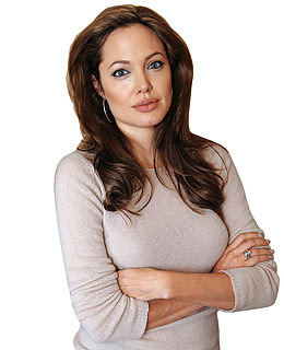 hottest pics of Angelina Jolie images