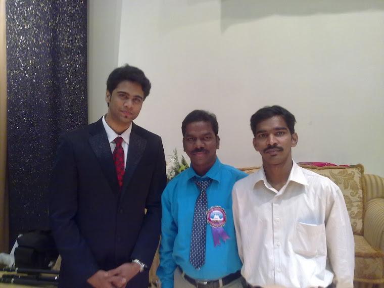 WITH Bro.RAJ PRAKASH PAUL