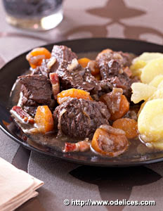 Autres d lices boeuf bourguignon - Cuisiner le boeuf bourguignon ...