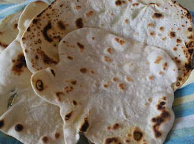 Fast Easy Flatbreads