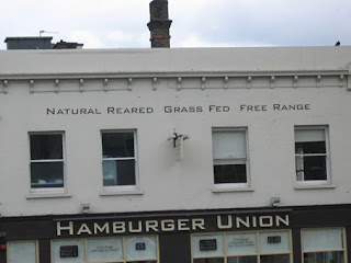 The Hamburger Union, London, England