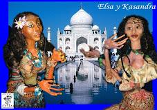 Elsa y Kasandra