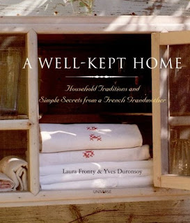 Book cover of A Well-Kept Home by Laura Fronty and Yves Duronsoy