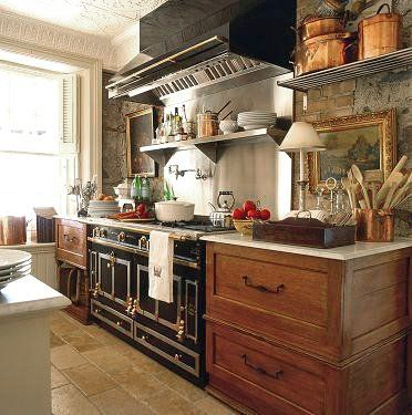 design daily la cornue. Black Bedroom Furniture Sets. Home Design Ideas
