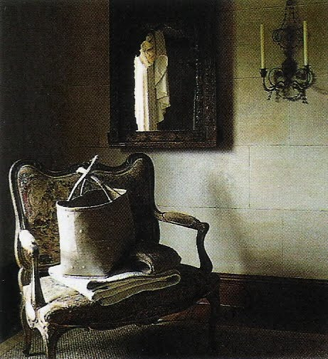 Côté Ouest Oct-Nov 2001, chair still life, edited by lb for l&l