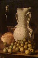 Luis Melendez, image via a postcard from Prado Museum, Madrid, as seen on linenandlavender.net