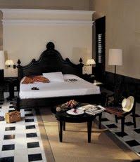 Room, L'Hacienda Uayamon as seen on linenandlavender.net