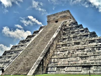 Chichén Itzá. Territorio Maya