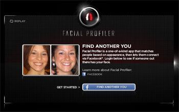 Facial profiler - patrick maravilla