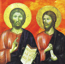 Our Lord Jesus Christ with His Brother, James the Righteous