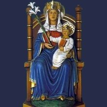 Our Lady of Walsingham, pray for us!