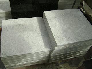 Piso de granito direto da f brica granito branco diamond for Fabrica de granito