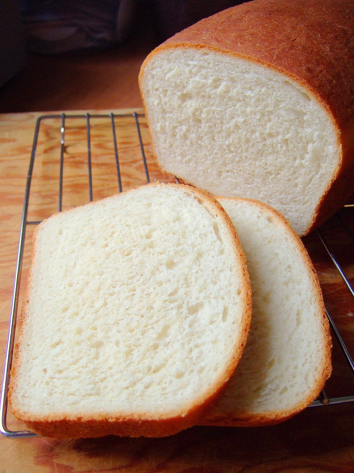 How To Make Basic White Sandwich Bread | Apps Directories