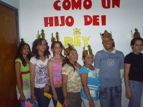 LOS PRE-ADOLESCENTES DE LA IGLESIA ...