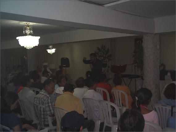 UN MINISTERIO QUE NACIO EN EL CORAZON DE DIOS.