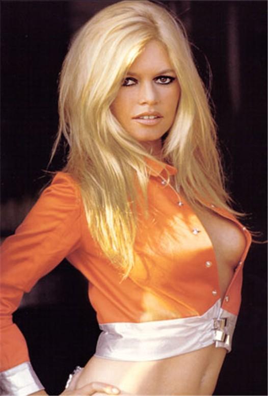 bridgette bardot makeup. photo of Brigitte Bardot,