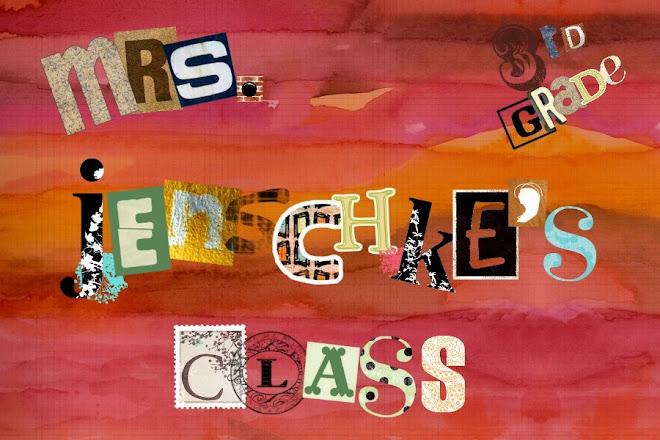 Mrs. Jenschke's Class