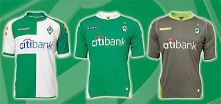 bremen football kits