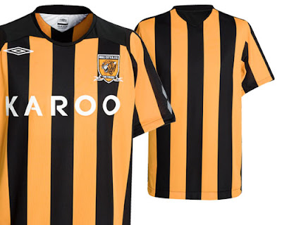 Hull City Home Shirt 2008/09