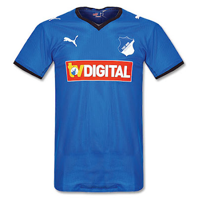 Hoffenheim Home Shirt 2008/2009