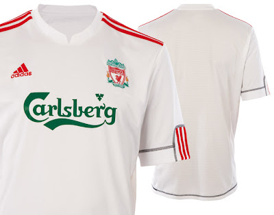 Liverpool Third Shirt 2009/10