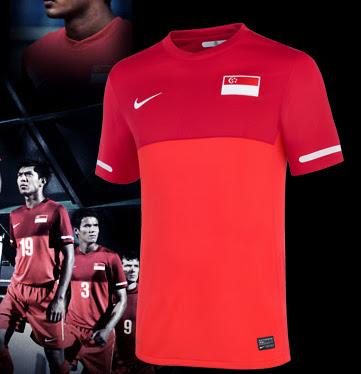 Singapore Home Kit 2010/11