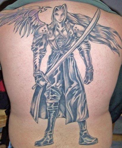 Επικίνδυνα τα τατουάζ από μαύρη χέννα