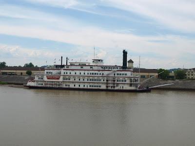Riverboat gambling cincinnati ohio