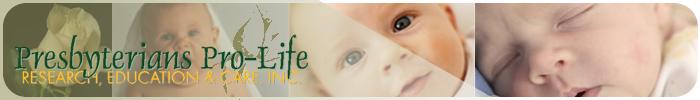 Presbyterians Pro-Life Blog