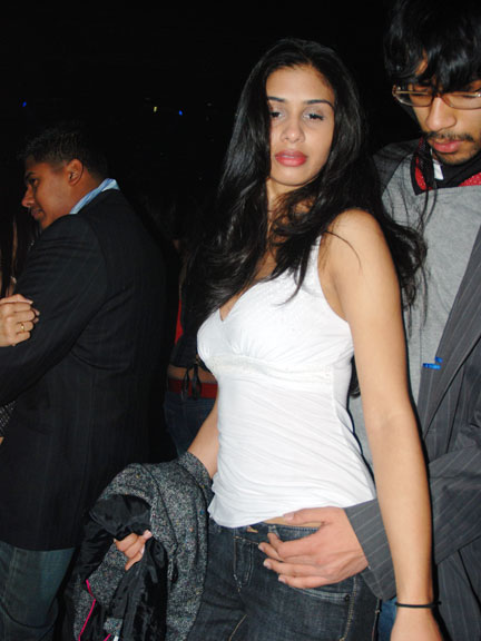 Indian Night Club Picture