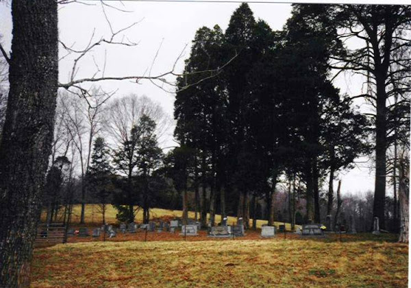 Parker Cemetery, Humphreys County, Tennessee