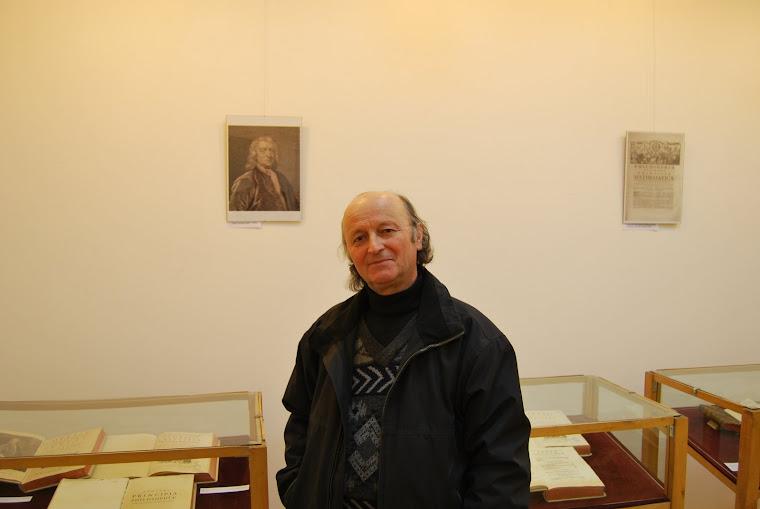 Filosofia modernă între Raţionalism şi Empirism, ARAD, Sala CLIO, marţi, 17 martie 2009