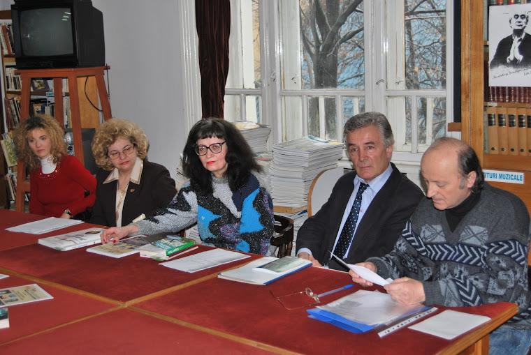LUNA BASARABIEI, In memoriam- GRIGORE VIERU, vineri, 13 martie 2009.