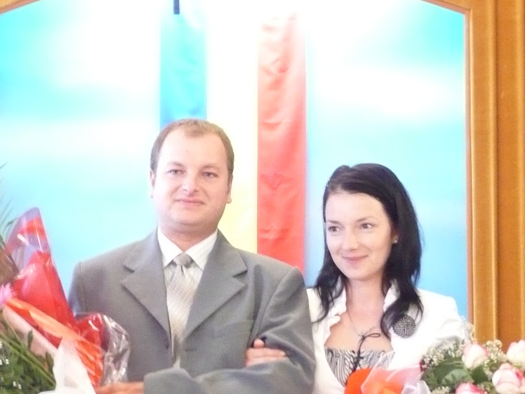 CUNUNIE...Arad, 12 Septembrie 2009
