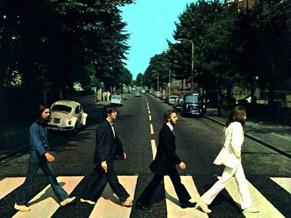 Misteri Dari Cover Album The Beatles