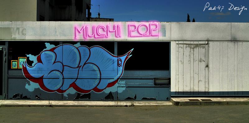 Muchi Pop.