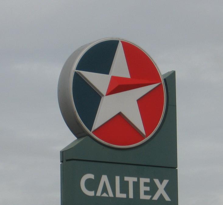 Caltex Garage