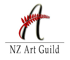 Proud Member of NZ Art Guild