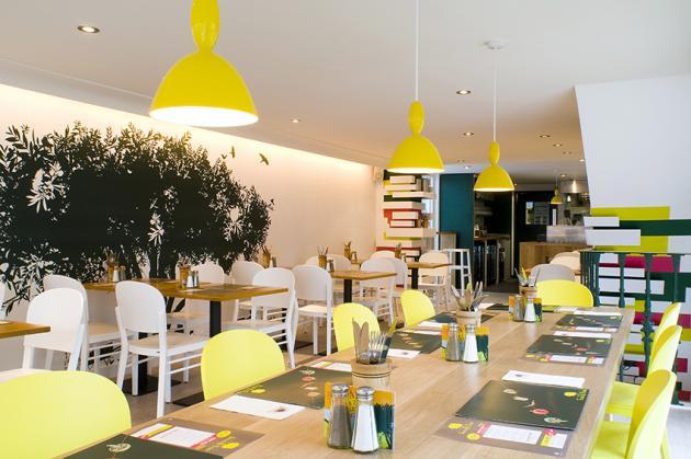 Restaurant interior designers design