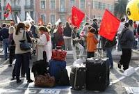 Staking legt openbaar vervoer Frankrijk plat