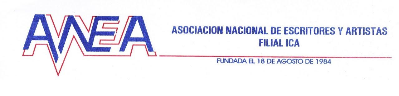 ASOCIACIÓN NACIONAL DE ESCRITORES Y ARTISTAS-REGIÓN ICA