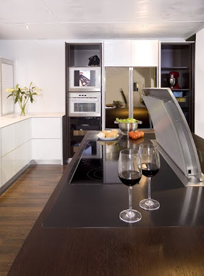 Modern Dynamic Kitchen Design by Darren Morgan   Glenvale Kitchens