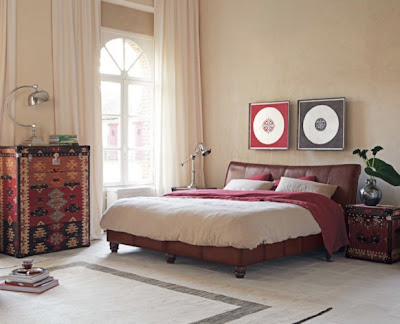 Baroque and Medieval, Classic Rustic Bedrooms Ideas