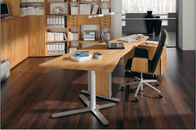 Home Office Modern Furniture on Mini Office   Modern Home Office Furniture Design By Hulsta Company